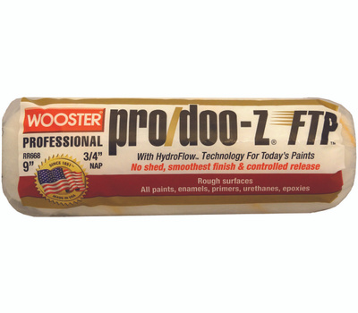 Wooster RR668-9 Cover Paint Roller 9X3/4In