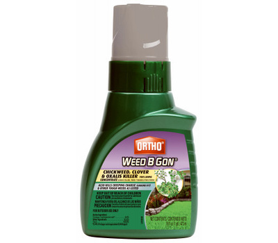 Scotts 0396410 Weed B Gone Pint Concentrate Tough Weed Killer