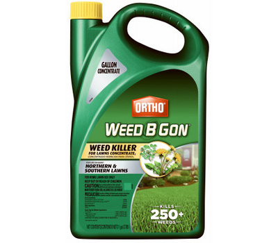 Ortho 0430005 Killer Weed Lawn Conc 1gal