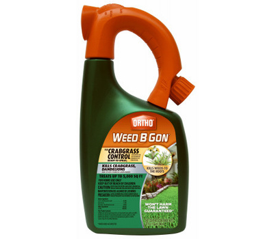 Ortho 9994110 Weed B Gone 32 Ounce Ready To Use Crab Contorl