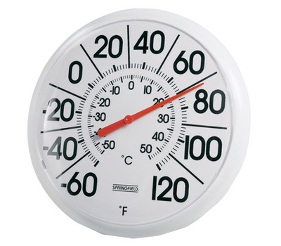 Taylor 6700 Thermometer Patio 13 Inc Bold