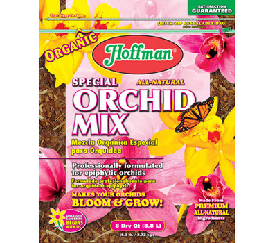 Hoffman 10808 8 Quart Ready To Use Orchid Mix