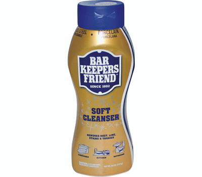 bar keepers friend 11624 kitchen and bath cleaner 26 ounce 071618116261 1. Black Bedroom Furniture Sets. Home Design Ideas