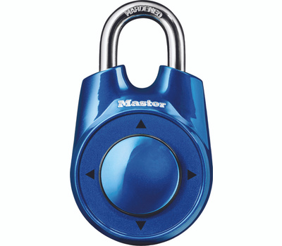 Master Lock 1500ID Speed Dial Combination Lock