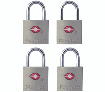 Master Lock 4683Q Tsa Luggage Lock