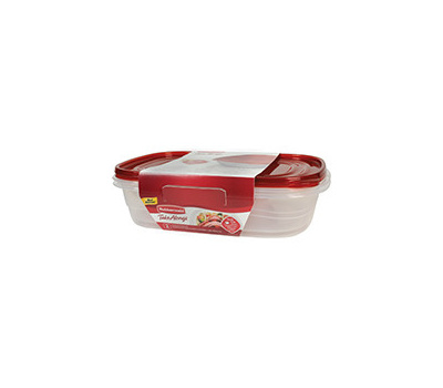 Rubbermaid Home 1787832 Take Alongs Rectangular 1 Gallon Food Containers 2 Piece Set  sc 1 st  HardwareAndTools.com & Rubbermaid Home 1787832 Take Alongs Rectangular 1 Gallon Food ...