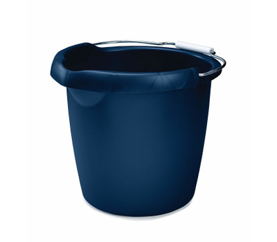 Rubbermaid Home FG296900ROYBL 15 Qt Bucket Royal Blue