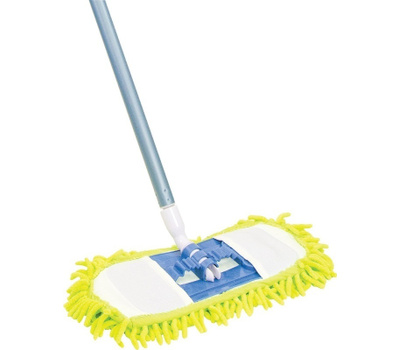 Quickie 60 Soft & Swivel Green Clean Soft Swivel Mop
