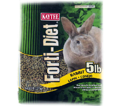 Kaytee 100037186 5 Pound Rabbit Food