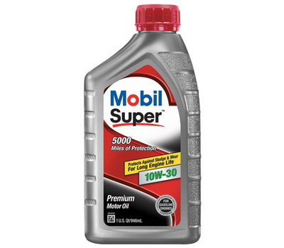 Mobil MOS313P6 Mobile Super QT 10W30 Oil