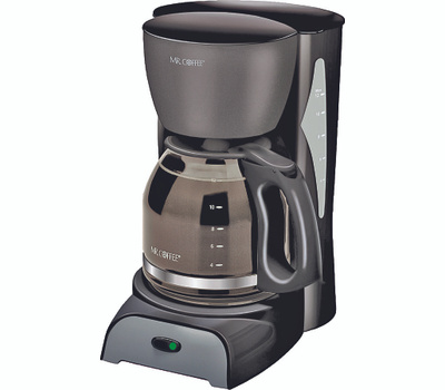 Mr Coffee SK13-RB Coffee Maker Black 12 Cup