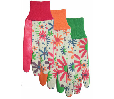 Midwest Quality Gloves 589F6 Ladies Jersey Glove