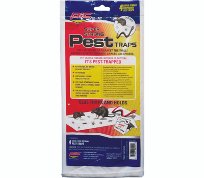 PIC GPT-4 Super Strong Pest Control Traps Pack Of 4