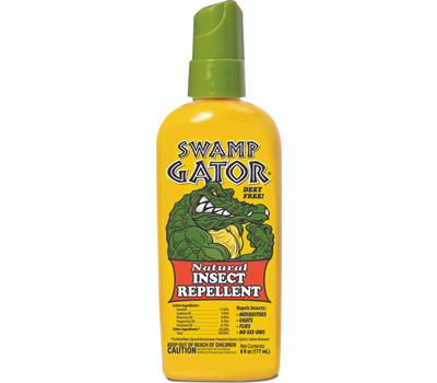 PF Harris HSG-6 Swamp Gator All Natural Insect Repellant 6 Ounce