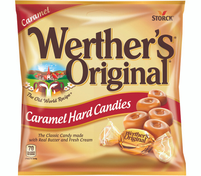 Continental Concession SUL399554 Werther Original Hard 5- 1/2 Ounce