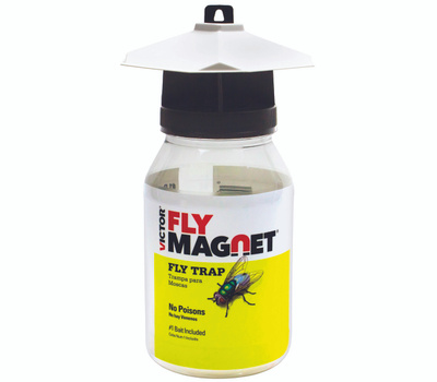 Woodstream M380 Victor Fly Magnet Trap With Bait 1 Quart