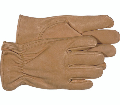 Boss 4052J Pigskin Unlined Leather Drivers Gloves Extra-Large