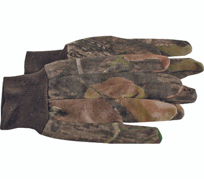 Boss 4200MOL Jersey Timber Camo Gloves Large