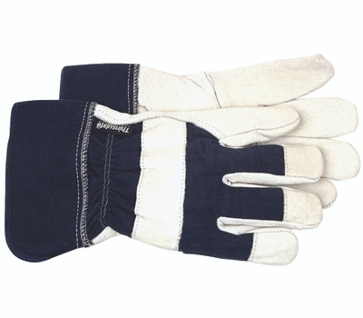 Boss 4196L Grain Pearl Pigskin Thinsulate Leather Palm Gloves Large