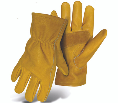 Boss 6039X Premium Rancher Unlined Cowhide Drivers Gloves Extra-Large