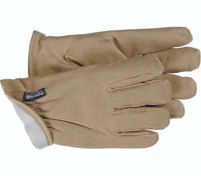Boss 7191L Thinsulate Lined Pigskin Gloves Large