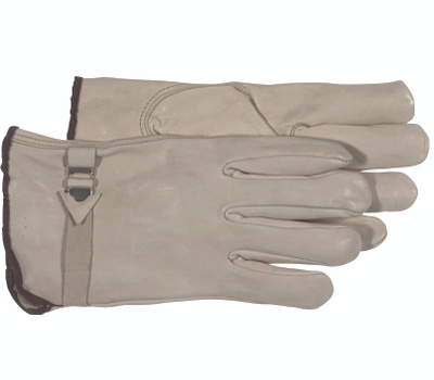 Boss 4070S Cowhide Leather Drivers Gloves Small