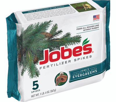 Easy Gardener 01002 Jobes Fertilizer Fruit Tree Spikes 5 Pack