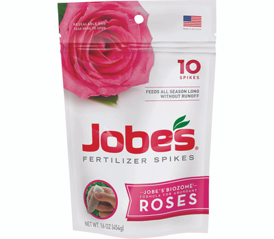 Easy Gardener 04102 Fertilizer Spike Rose 10 Pack 10 Pack