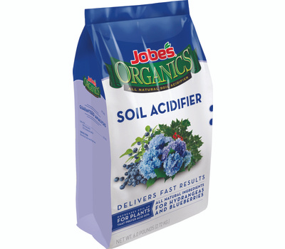 Easy Gardener 09364 Soil Acidifier Org 0-0-0 6 Pound