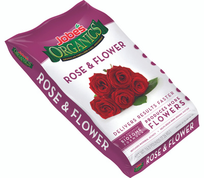 Easy Gardener 09423 Jobes Fertilizer Rose/Flowr Org 16 Pound