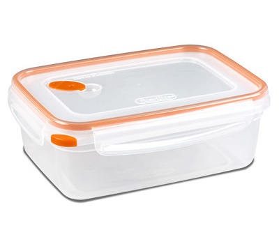 Sterilite 03221106 Ultra Seal 8.3 Cup Rectangular Food Container