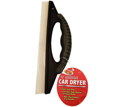 Tiger Accessory Group 63128 12 Inch Squeegee Car Dryer
