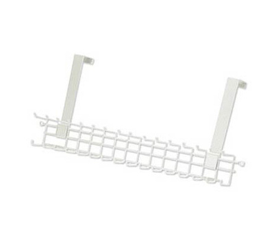 Closet Maid 1217 Closetmaid 1217 Over The Door Tie/Belt Rack, 8 3