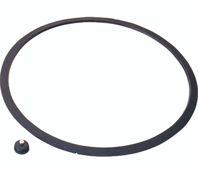 Presto 09908 Pressure Cooker Sealing Ring With Automatic Air Vent