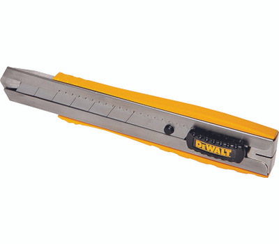 Stanley Tools DWHT10045 DeWalt Utility Knife Snap-Off 25Mm