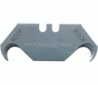 Stanley Tools 11-939 Utility Roofing Knife Replacement Blades 1 7/8 Inch By.031
