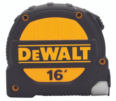 Stanley Tools DWHT33924 DeWalt 1-1/4 Inch By 16 Foot Tape