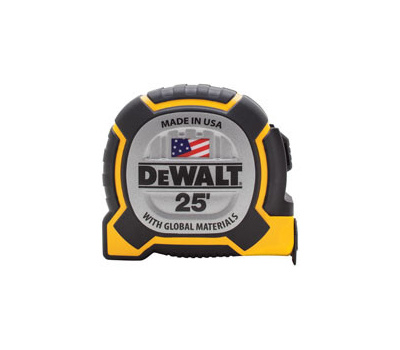 DeWalt DWHT36225S Tape Measure 25Ft