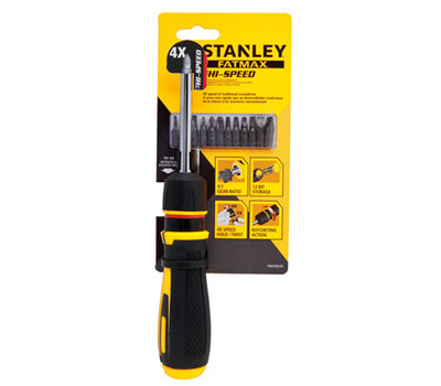 Stanley Tools FMHT69236 Hi Spd Screwdriver/Bits