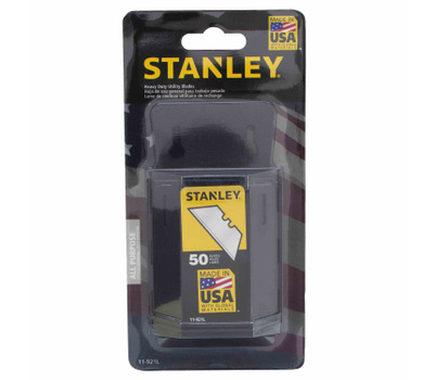 Stanley Tools 11-921L Utility Knife Wall Mount Blade Dispenser With 50 Heavy Duty Blades