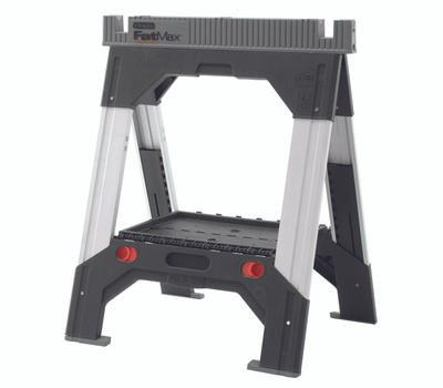 Stanley Tools 011031S FatMax Sawhorse With Adjustable Legs 2500 Pound Capacity