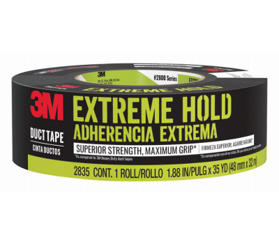 3M 2835-B 1.88X35yd EXT Duct Tape
