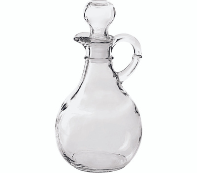 Anchor Hocking 980R Presence 10 Ounce Cruet With Stopper