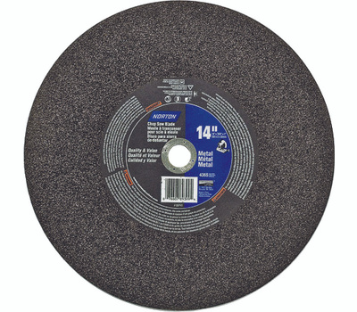 Norton 07660789399 14 By 7/64 By 1 Metal Aluminum Oxide Type 1