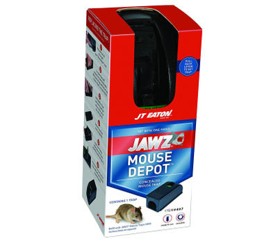 JT Eaton 407 Jawz Covered Mouse Trap