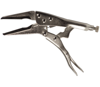 Great Neck LP6CR BULK Sheffield 6-1/2-Inch Long Nose Locking Pliers Bulk