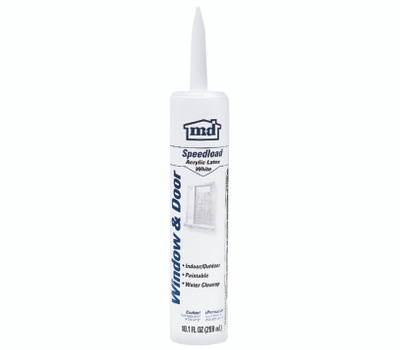 GE Sealants GE14563 Window And Door Latex Caulk White 10 Ounce  sc 1 st  HardwareAndTools.com & GE Sealants GE14563 Window And Door Latex Caulk White 10 Ounce ...