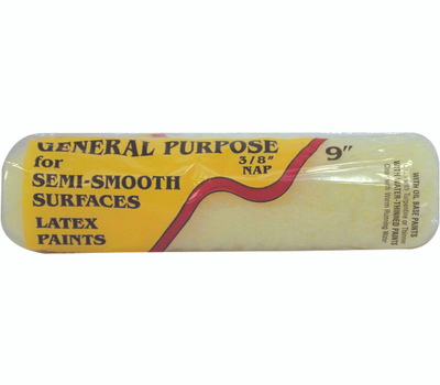 """1 Inch Linzer /""""Rol-Rite/"""" Paint Roller Covers 10-Pack"""