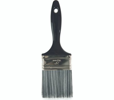 Linzer 1825-3 Esterlon Polyester Nylon Blend Utility Paint Brush 3 Inch