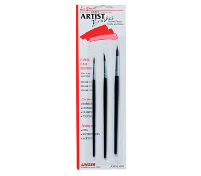 Crafts Testor Corporation 3pk Blu Appl Brsh Kit 8704mt
